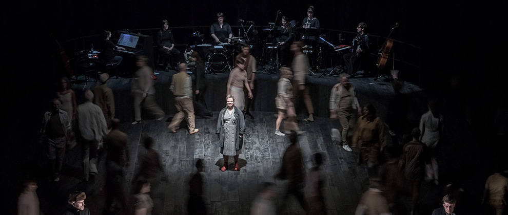 Mother Courage and her Children at Thalia Theater Hamburg