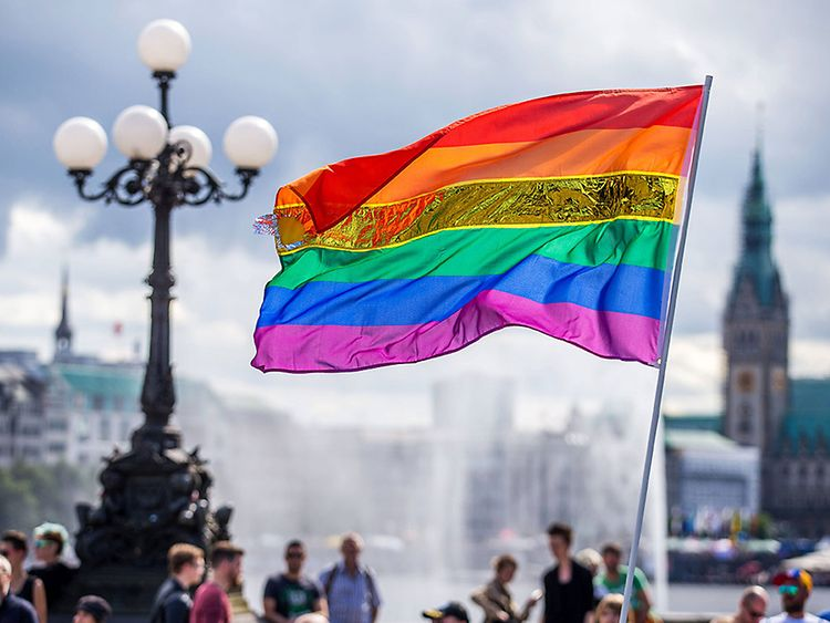 LGBTQI life in Hamburg, Germany