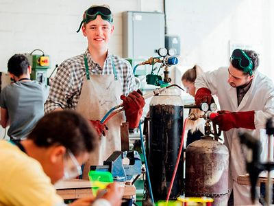 Symbolic image: Vocational Training in Hamburg, Germany