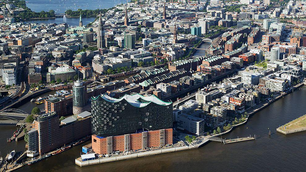 Restaurants In Hamburg By Location Hamburg Com