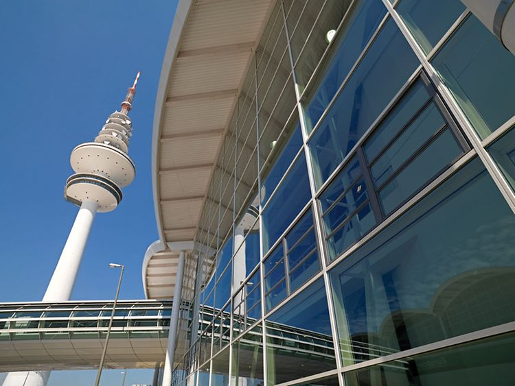 Trade Shows & Business Events in Hamburg, Germany