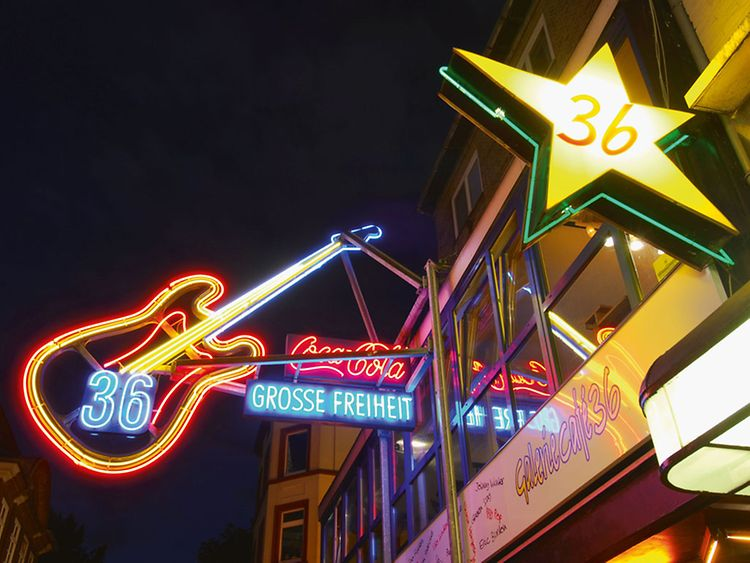 Explore Hamburg's nightlife
