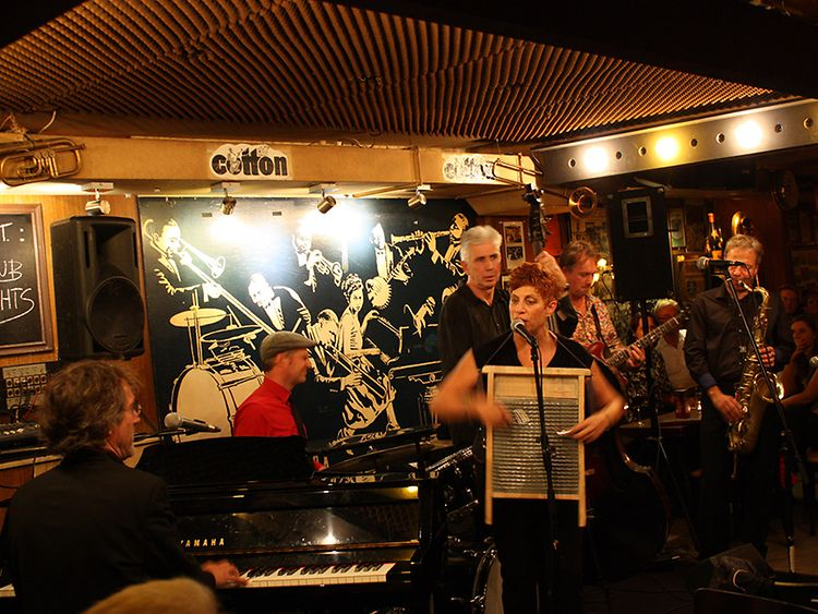 Cotton Club in Hamburg, Germany