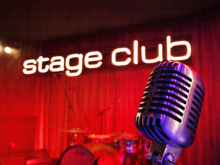 Stage Club in Hamburg, Germany
