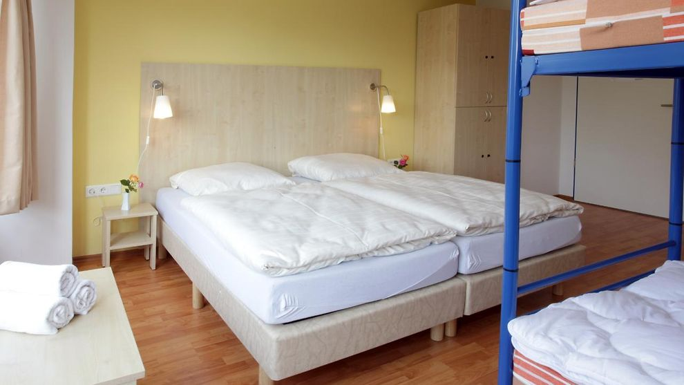 When travelling on low budget, A & O Hostel is the perfect place to stay