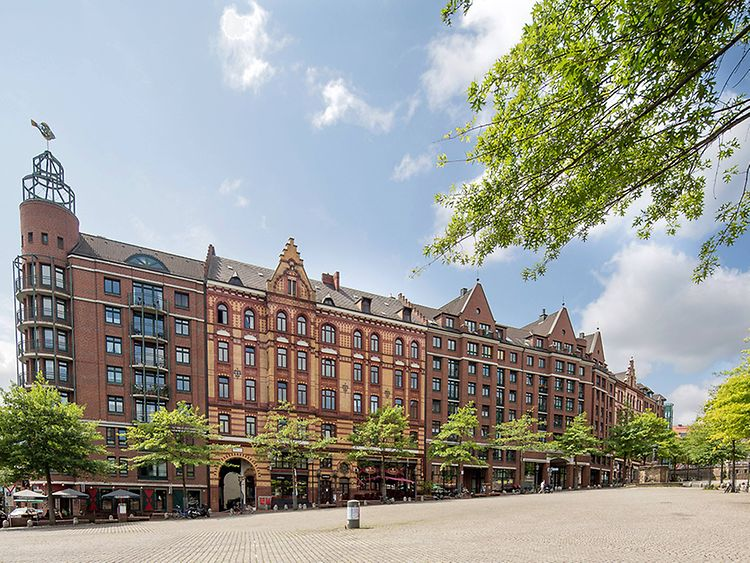 Hamburg, Germany ─ District Altona