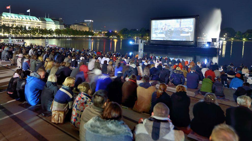English Language Cinemas ─ Movie Theatres in Hamburg