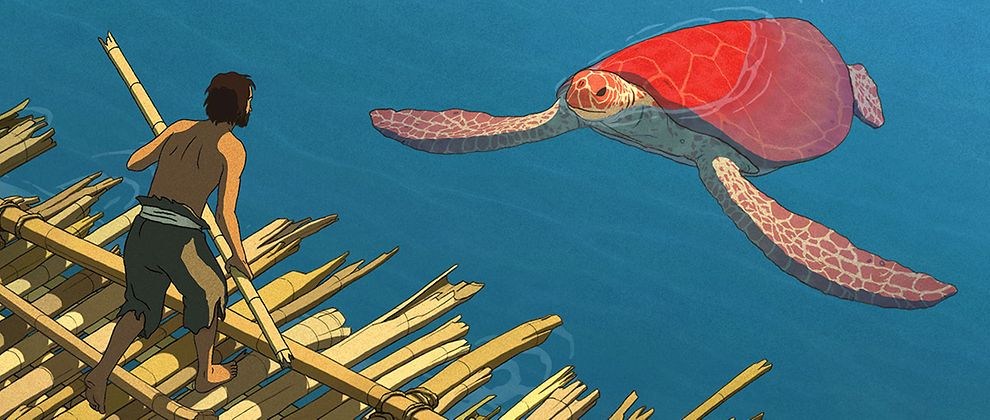 The Red Turtle at Japan Filmfest in Hamburg