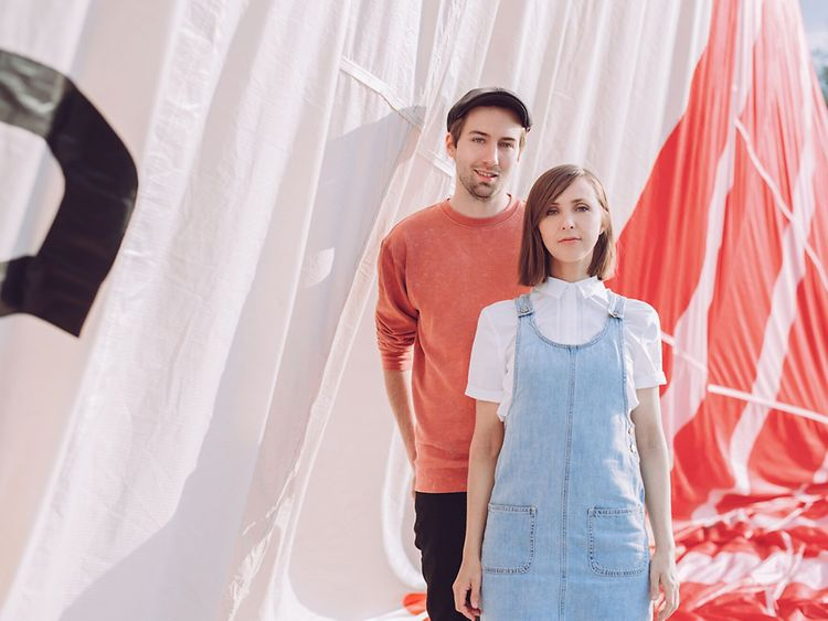 On 5 September, the Hamburg-based indie-pop duo Liza & Kay will perform songs from their brand new record at the hamburg.de Dachterrassen Sessions.