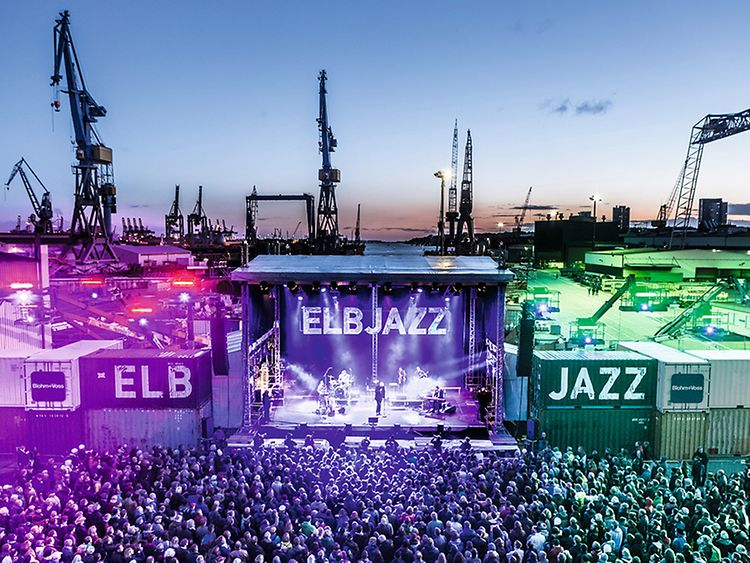 ELBJAZZ Festival Hamburg, Germany