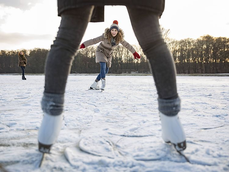 Ice Skating Rinks in Hamburg, Germany