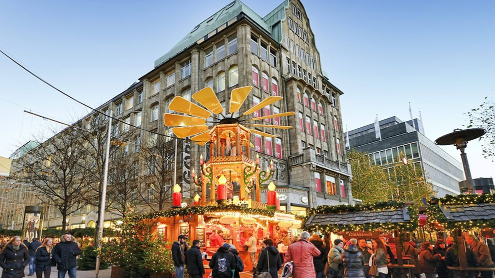 Christmas Markets in Hamburg City