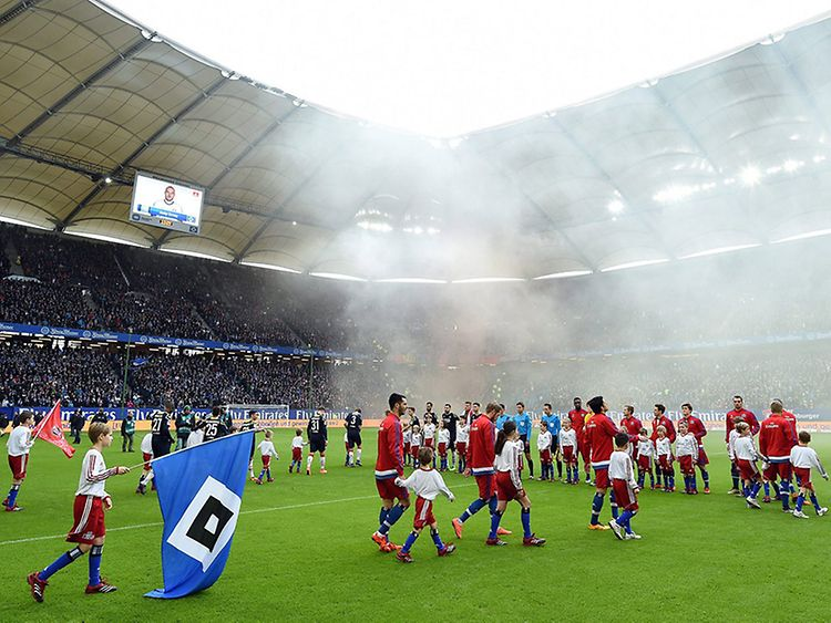 HSV match at the very beginning