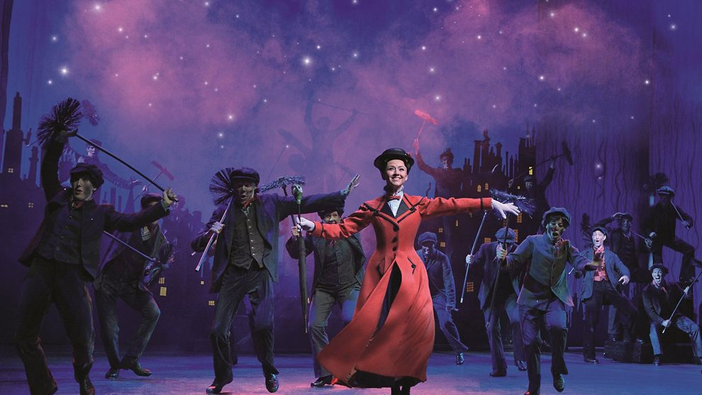 Mary poppins musical 2019
