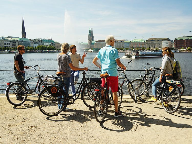Hamburg City Cycles