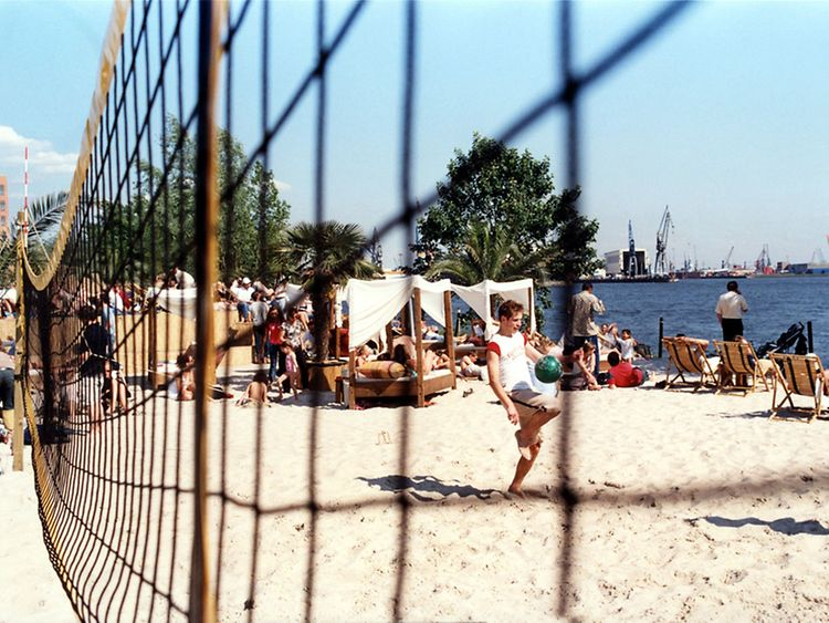 Hamburg for beach lovers