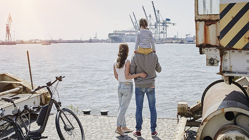 Kids in Hamburg