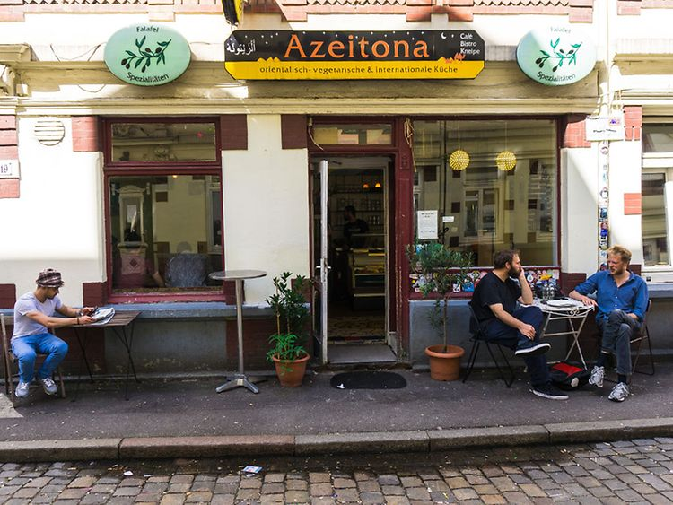Azeitona in Hamburg Sternschanze