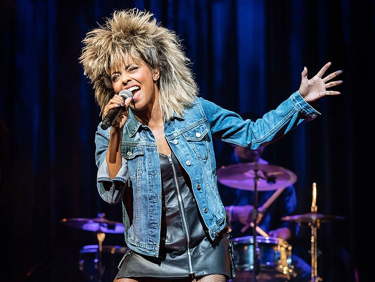 Tina Turner Musical