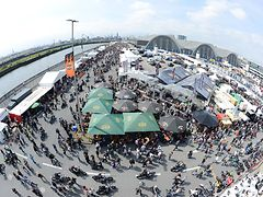 Harley Days in Hamburg, Germany