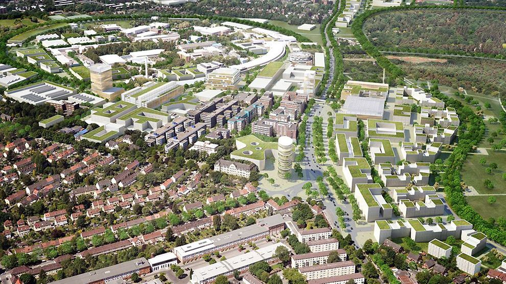 Hamburg's Science City Bahrenfeld - hamburg.com
