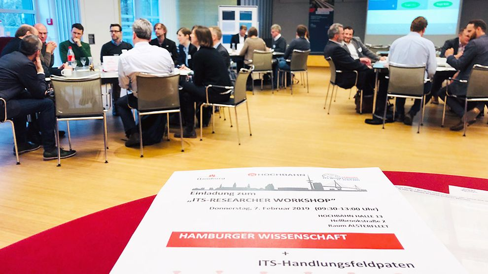 ITS News: Hamburg's ITS science community coalesces