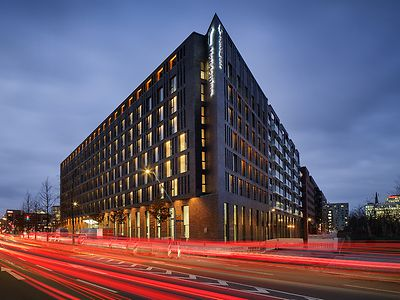 Holiday Inn HafenCity, Hamburg, Germany