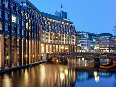Steigenberger Hotel Hamburg in Hamburg, Germany
