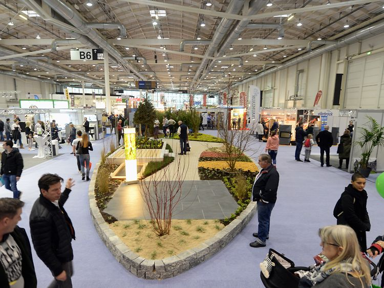The home² trade fair offers information on home ownership and improvement
