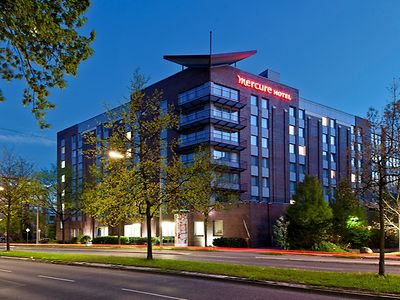MERCURE Hotel am Volkspark in Hamburg, Germany