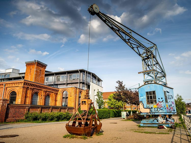 TRUDE Museum of Work Hamburg Barmbek